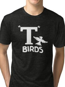 T Birds from Grease Tri-blend T-Shirt
