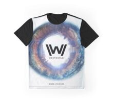 Westworld Graphic T-Shirt