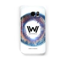 Westworld Samsung Galaxy Case/Skin
