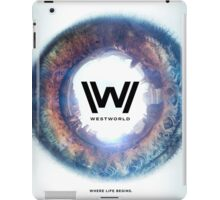 Westworld iPad Case/Skin