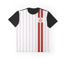 AS Nancy 1983 Home T-Shirt Graphic T-Shirt
