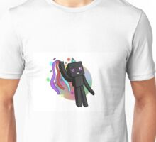 Partying Enderman Unisex T-Shirt