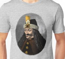 Vlad the Impaler, the real Dracula Unisex T-Shirt