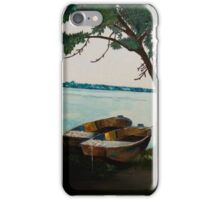 river Danube iPhone Case/Skin