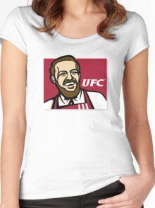 Mc Gregor UFC Women's Fitted Scoop T-Shirt