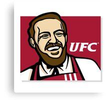 Mc Gregor UFC Canvas Print