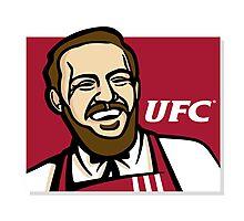 Mc Gregor UFC Photographic Print