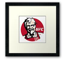 Colonel UFC Framed Print