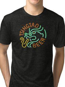 Blade Runner Tsingtao Beer Tri-blend T-Shirt