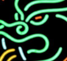 Blade Runner Tsingtao Beer Sticker
