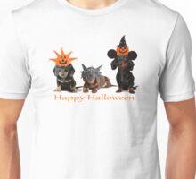 Halloween Dogs Unisex T-Shirt