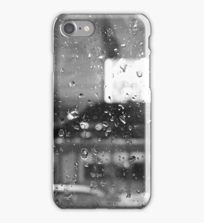 Rainy SoHo, NYC iPhone Case/Skin