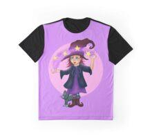 Halloween Hexchen Graphic T-Shirt