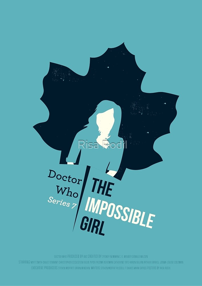 Impossible Girl by Risa Rodil
