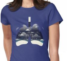 The Fault In Our Stars | Redesigned Womens Fitted T-Shirt