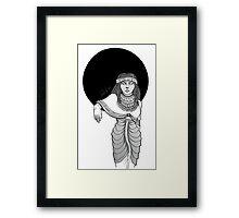 Egyptian Framed Print