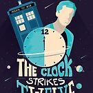 The Clock Strikes Twelve  by Risa Rodil