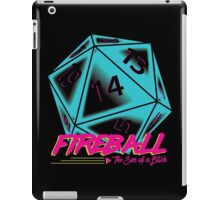 Victory Roll (Neon Dungeon) iPad Case/Skin