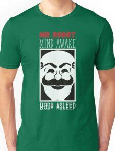 mr robot (black t-shirt) Unisex T-Shirt
