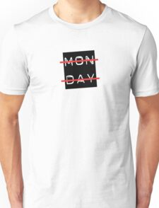 Monday Sucks Unisex T-Shirt