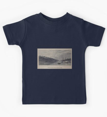 678 View of the jet at Harlem River Kids Tee