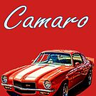 1970 Camaro Z-28 by Mike Pesseackey (crimsontideguy)