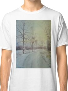 Shades Of White Classic T-Shirt