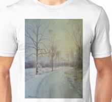 Shades Of White Unisex T-Shirt