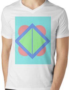 Movement in Cloves Mens V-Neck T-Shirt