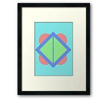 Movement in Cloves Framed Print