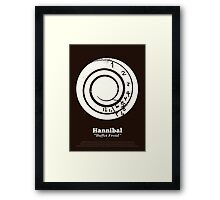 Hannibal Episode 10 Framed Print
