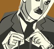Chaplin Sticker