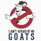 GoatBusters by DesignSyndicate