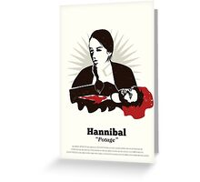 Hannibal Episode 3 Greeting Card