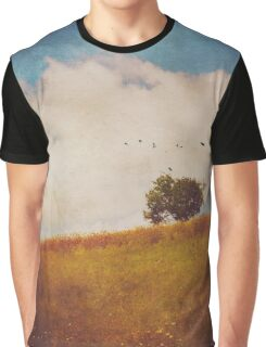 A Beautiful Afternoon Graphic T-Shirt