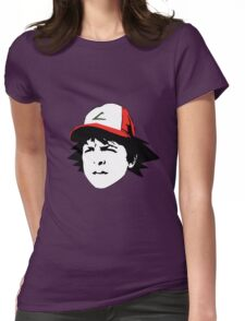 Marty Ketchum Womens Fitted T-Shirt
