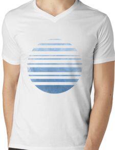 Groves in Neptune Mens V-Neck T-Shirt