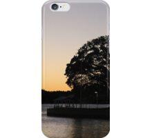Mandurah Sunset, Western Australia. iPhone Case/Skin