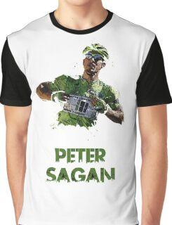 PETER SAGAN Graphic T-Shirt