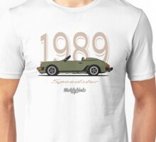 Porsche 911 Carrera Speedster (dark green) Unisex T-Shirt
