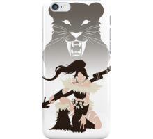 Nidalee, the Bestial Huntress iPhone Case/Skin