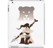 Nidalee, the Bestial Huntress iPad Case/Skin