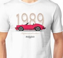 Porsche 911 Carrera Speedster (red) Unisex T-Shirt
