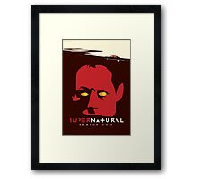 Season 2 Framed Print