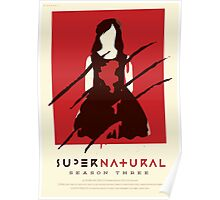 Supernatural Season 3 Poster