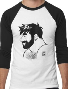 ADAM LIKES INK Men's Baseball ¾ T-Shirt