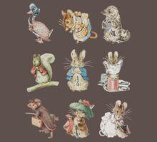 Beatrix potter One Piece - Short Sleeve