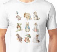 Beatrix potter Unisex T-Shirt