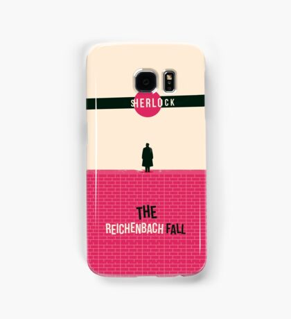 Reichenbach Fall Samsung Galaxy Case/Skin