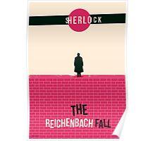 Sherlock Minimalist (6/6) Poster